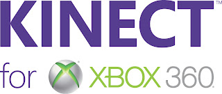 Kinect for the Xbox 360 logo