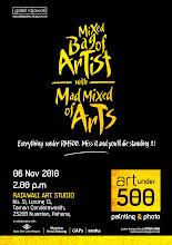 Art Under 500