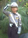 polisi kecilku