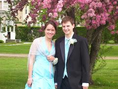 Sierra & Reggie- Prom 2009