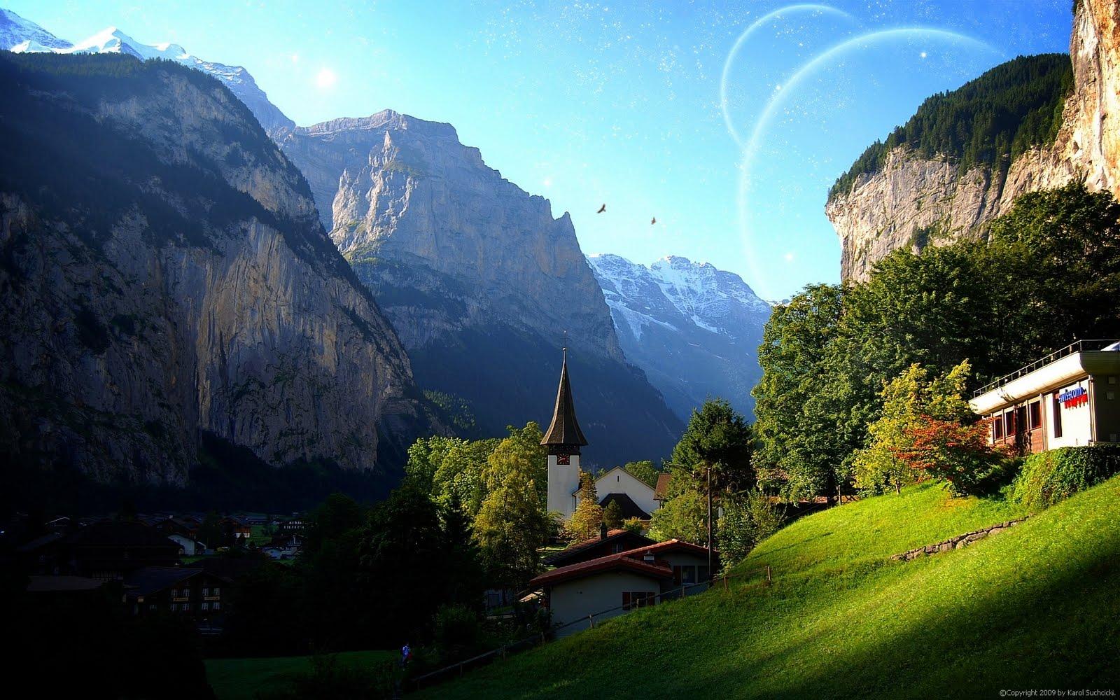 70 paisajes en hd para fondos de escritorio megapost for Imagenes para fondo de escritorio 3d