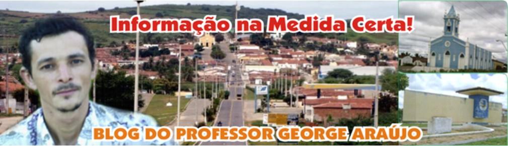 PROF. GEORGE ARAÚJO
