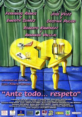Premio Mejor Cortometraje Canario XIII Encuentro Internacional de Cine de Maspalomas.