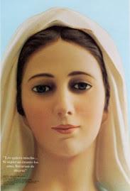 Orar con Maria Santisima