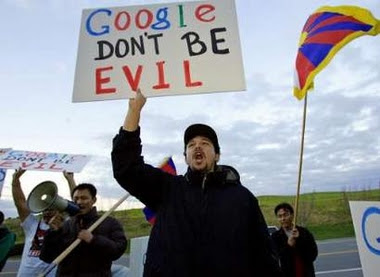Citizen Protest Google