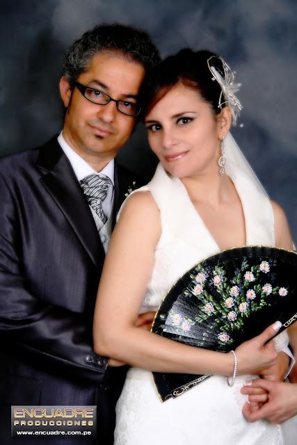 foto boda novios san isidro lima peru