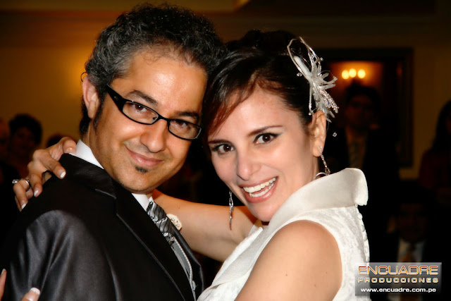 foto boda novios hotel country lima peru