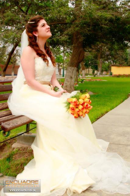 foto de matrimonio chaclacayo peru