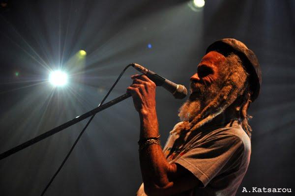 Cedric Myton Congos Congo Ashanty