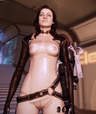 Speaking, Mass effect mod nude consider, that