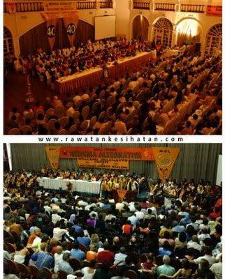 Persidangan Antarabangsa Menghimpunkan Saintis Rawatan Altenatif Seluruh Dunia