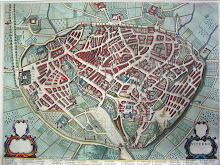 1663 Map of Viterbo