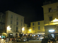Viterbo&#39;s Piazza Erbe