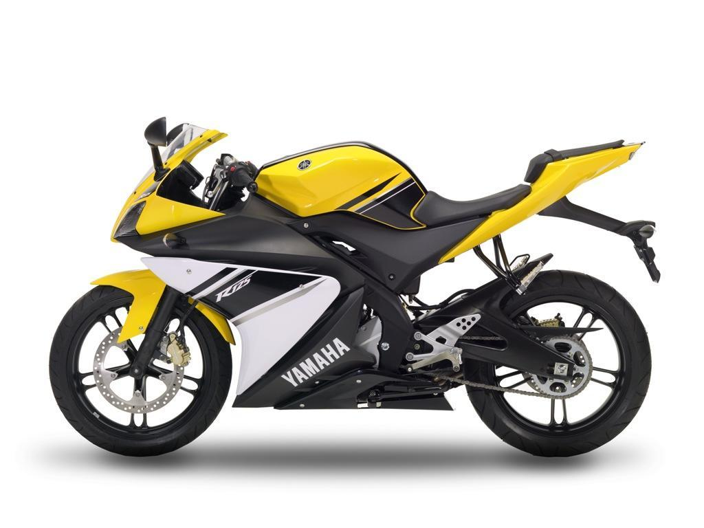 yamaha r125. Black Bedroom Furniture Sets. Home Design Ideas