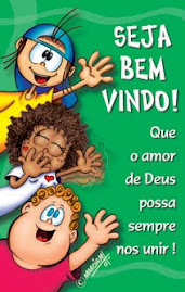 Seja bem vindo!