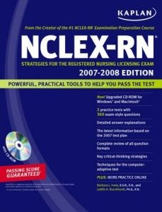 Software kaplan nclex rn exam 2007 2008 fandeluxe Choice Image
