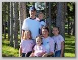 Dave and Krista Winn family