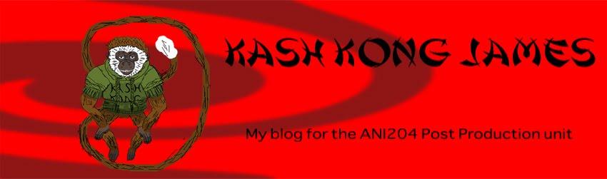 Kash Kong James