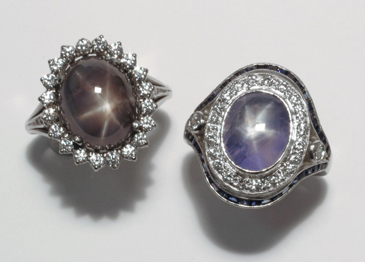 Star Sapphires From Burma