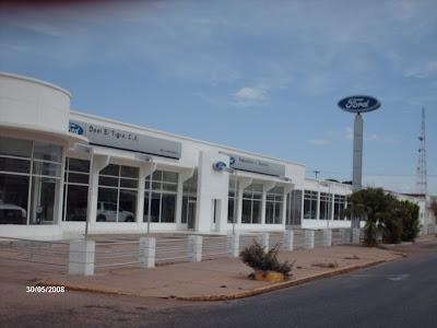 de la Memoria: Las concesionarias de vehículos en El Tigre (1