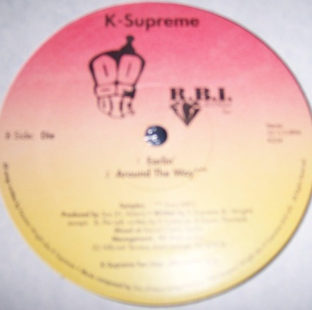 K-Supreme - Do Or Die EP