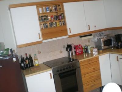 Hjemme hos Trine: Juhu - endelig nytt kjøkken på gang!