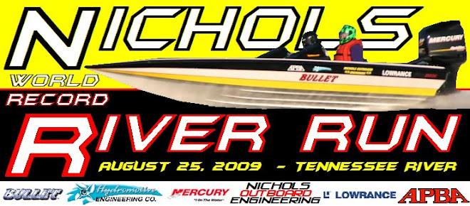 Nichols Record Run