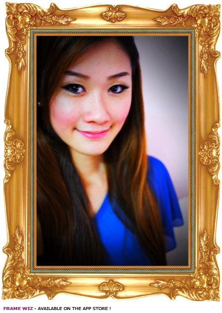Having fun with Frame Wiz & Photo Funia through iPhone Apps.. :p