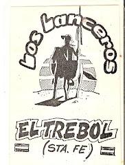Logo de Peña Folklórica Los Lanceros