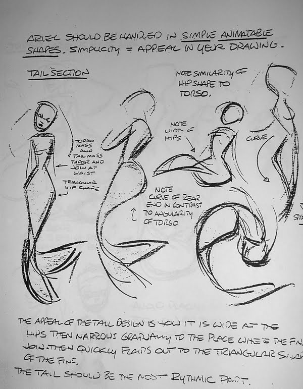 Character Design Disney Tutorial : Obsessive thoughts work february