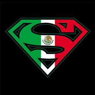 mexican flag shield
