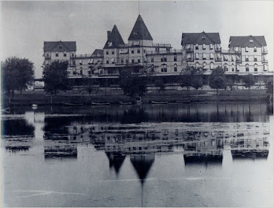 The Grounds Included A Large Millpond Which Was Later Renamed Argyle Lake For One Of Hotel S Largest Investors And Town Aristocrat Heir To