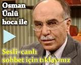 Osman Ünlü hoca