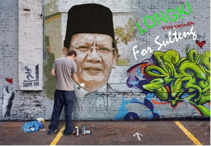 Candidate Gubernur Sulteng Drs.H. Longki L. Djanggola,MSi.