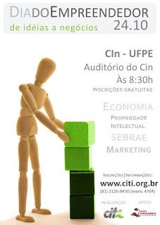 Dia do Empreendedor no Cin-UFPE