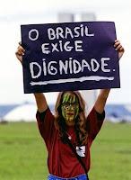 Estudantes do meu Brasil: 'Onde estão vocês?'