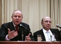 Mantega e Meirelles anunciaram a taxação da poupança