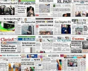 Kiosco.Net: jornais de todo o mundo em único site