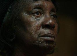 O choro dos negros africanos
