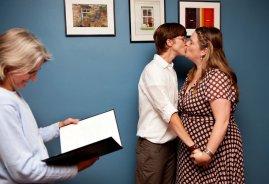 É homologado o 1º casamento gay