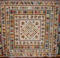 antieke quilt af in 2010
