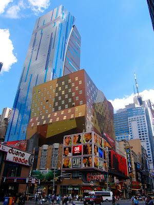 Il Westin Hotel, nel cuore di Broadway