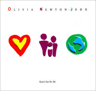 Olivia Newton-John - Reach Out For Me [CD Maxi Single Promo]