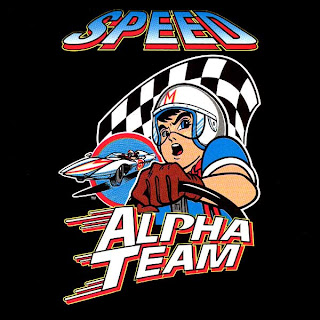 Alpha Team - Speed [CD Maxi Single]