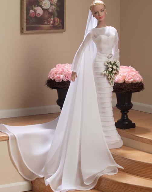 Barbie Noiva ~ BWorld Barbie Noiva; escolha seu vestido!
