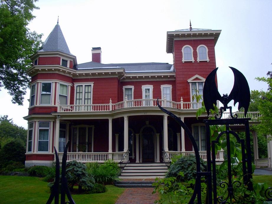 OTIS (Odd Things I've Seen): The New England Grimpendium ...