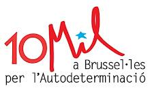 10.000 a Brusel·les