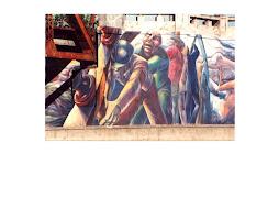 Pinturas murales en Gualeguaychú