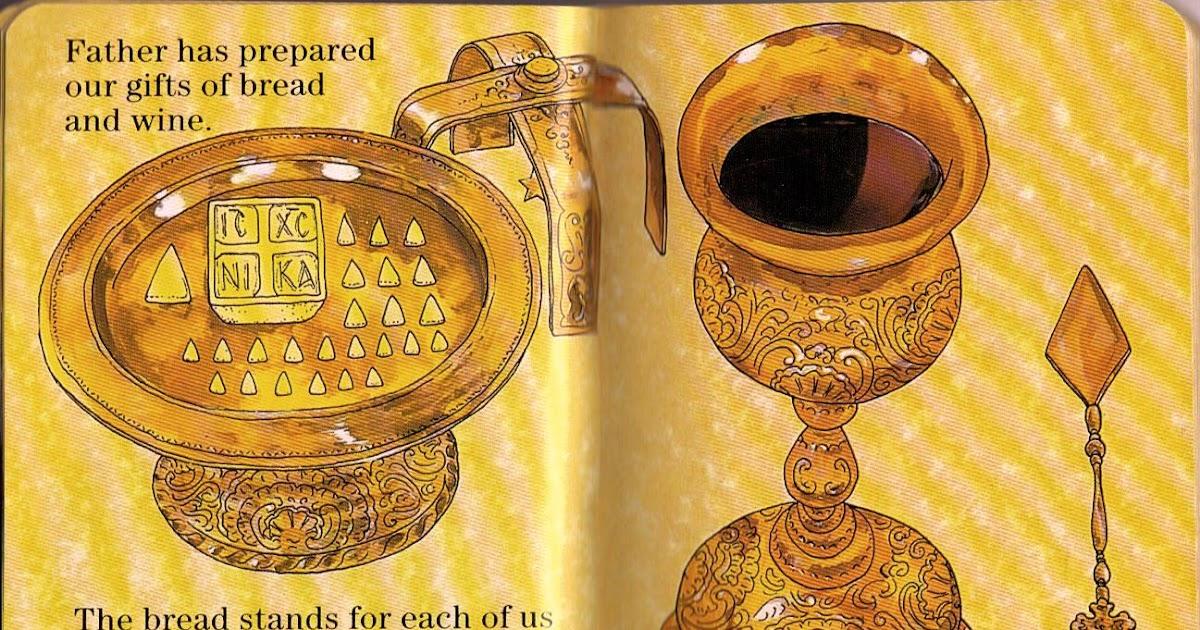 Orthodox Christian Education Proskomedia In The Orthodox