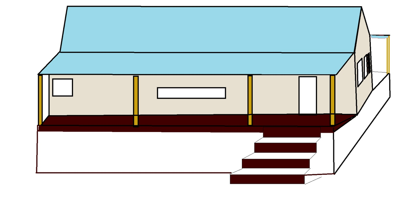 Diane 39 S Metal House House Plans